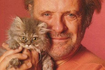 Кот со стариком